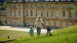 The National Trust's Dyrham Park